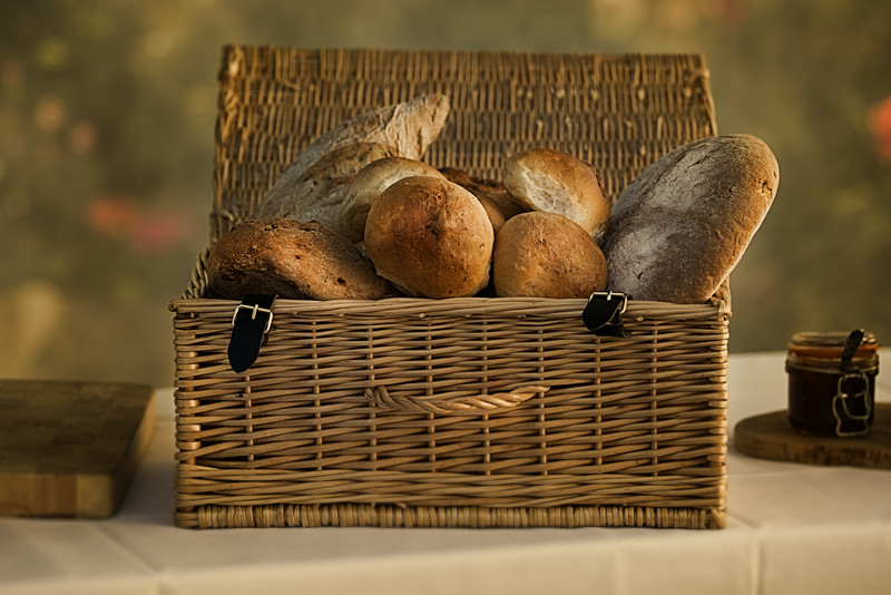 Bread Basket for BBQ